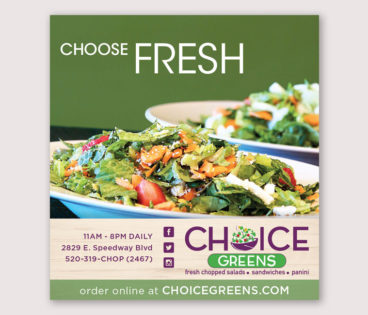 Choice Greens
